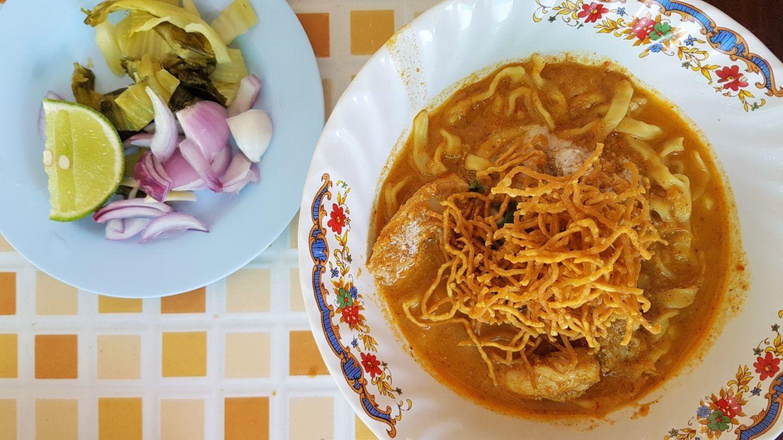Khao soi, el plato estrella de la cocina lanna