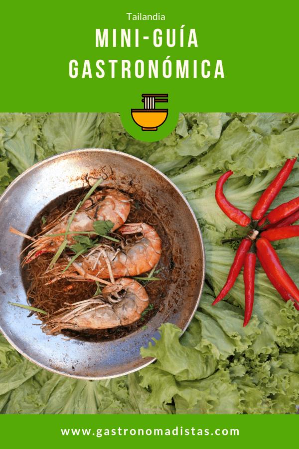 La comida en Tailandia: aprende a diferenciarla y sácale el máximo partido a la comida callejera tailandesa | Gastronomadistas