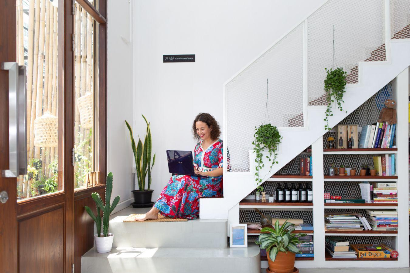 El coworking LITA Bangkok es un alojamiento para viajeros y nómadas digitales que se preocupa por la sostenibilidad y la reducción de residuos | Gastronomadistas