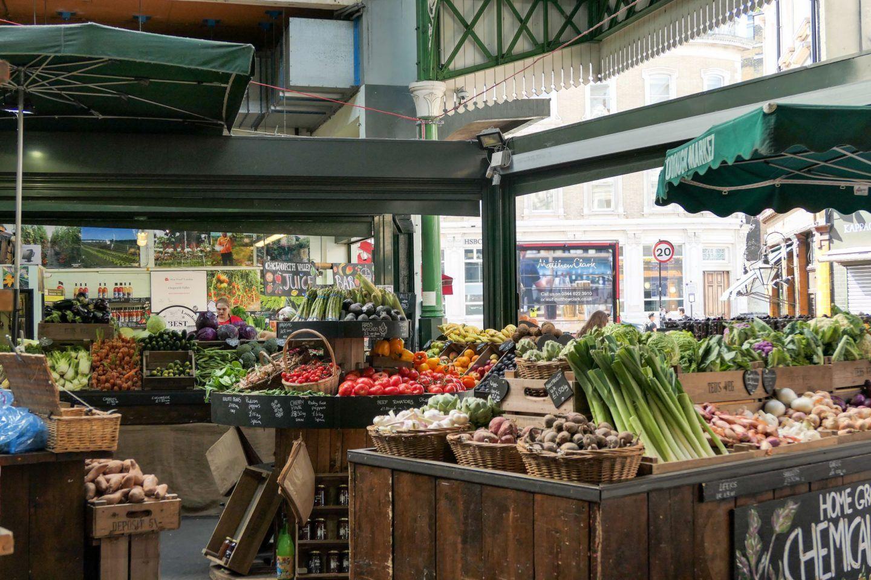 Borough Market: deshazte de tus prejuicios sobre la comida británica en este mercado milenario dónde lo mediocre no tiene cabida | Gastronomadistas