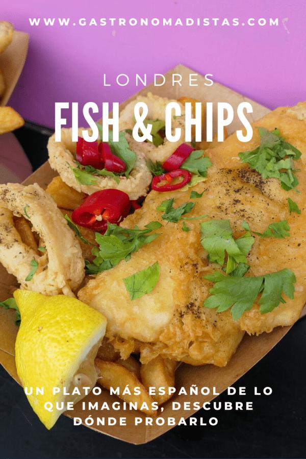 Fish and chips: el plato más emblemático (y a menudo controvertido) de la cocina británica está directamente vinculado a España, ¿sabes de qué forma?