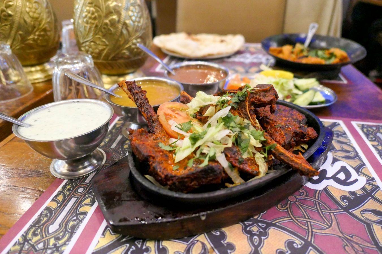 Aprovecha tu visita a Londres para disfrutar de lo mejor de la comida india, aprovechando la amplia y variada oferta de establecimientos que la preparan | Gastronomadistas.